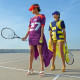 Tennis Fashion History - From Long Formal Dresses To The Miniskirt