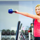 Kettlebell Single Arm Swing