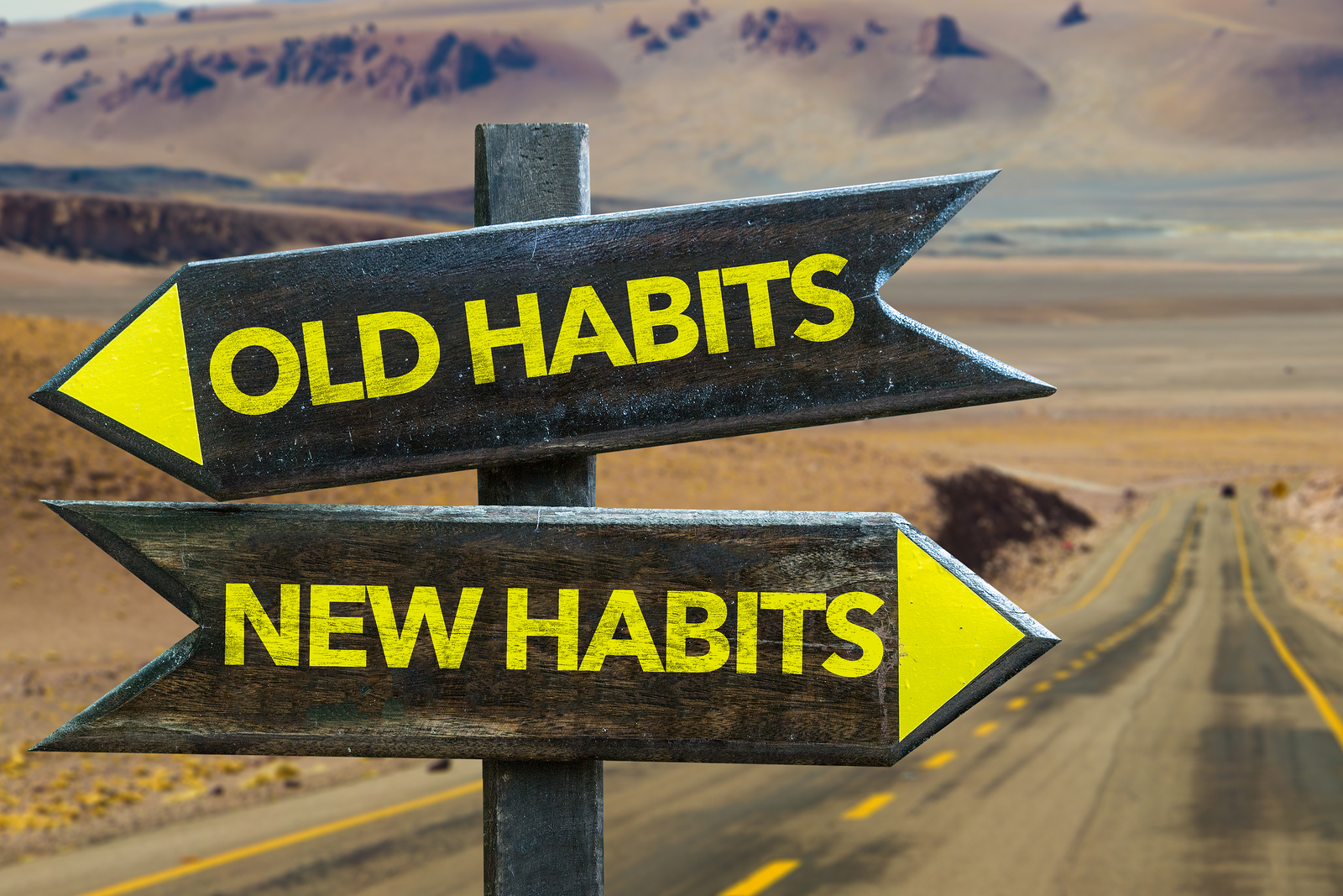 Quit Booze to Boost Your Health – Old Habits / New Habits