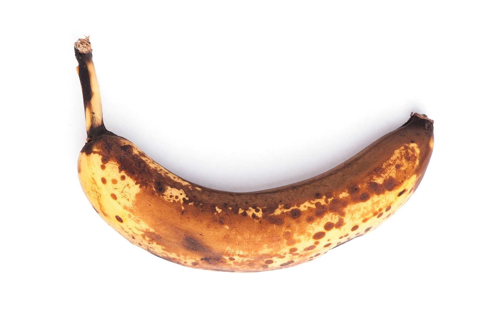 Don't bin those over ripe bananas - put them in a cake or smoothie!