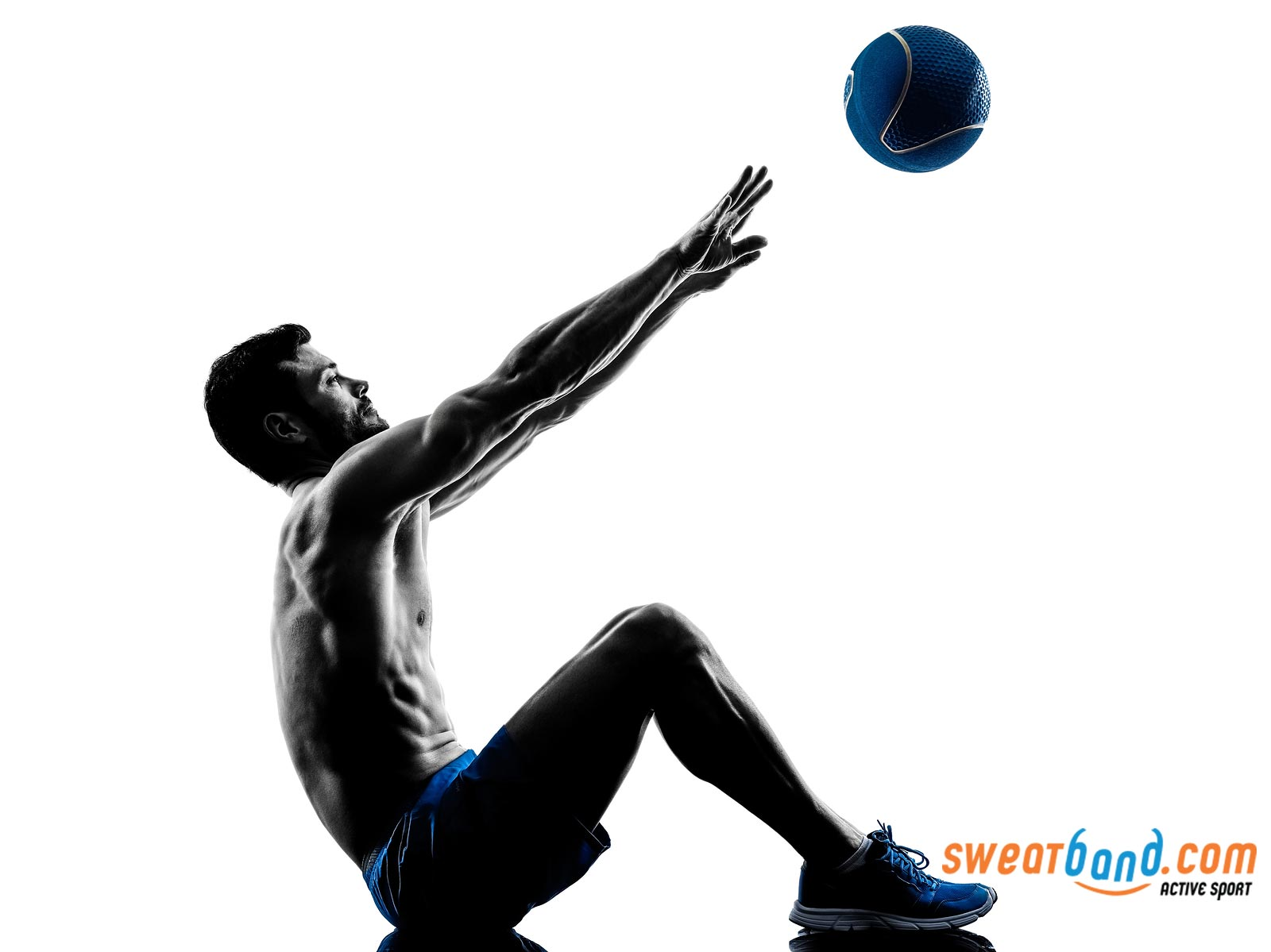 Grab a medicine ball and get throwing it to increase your strength