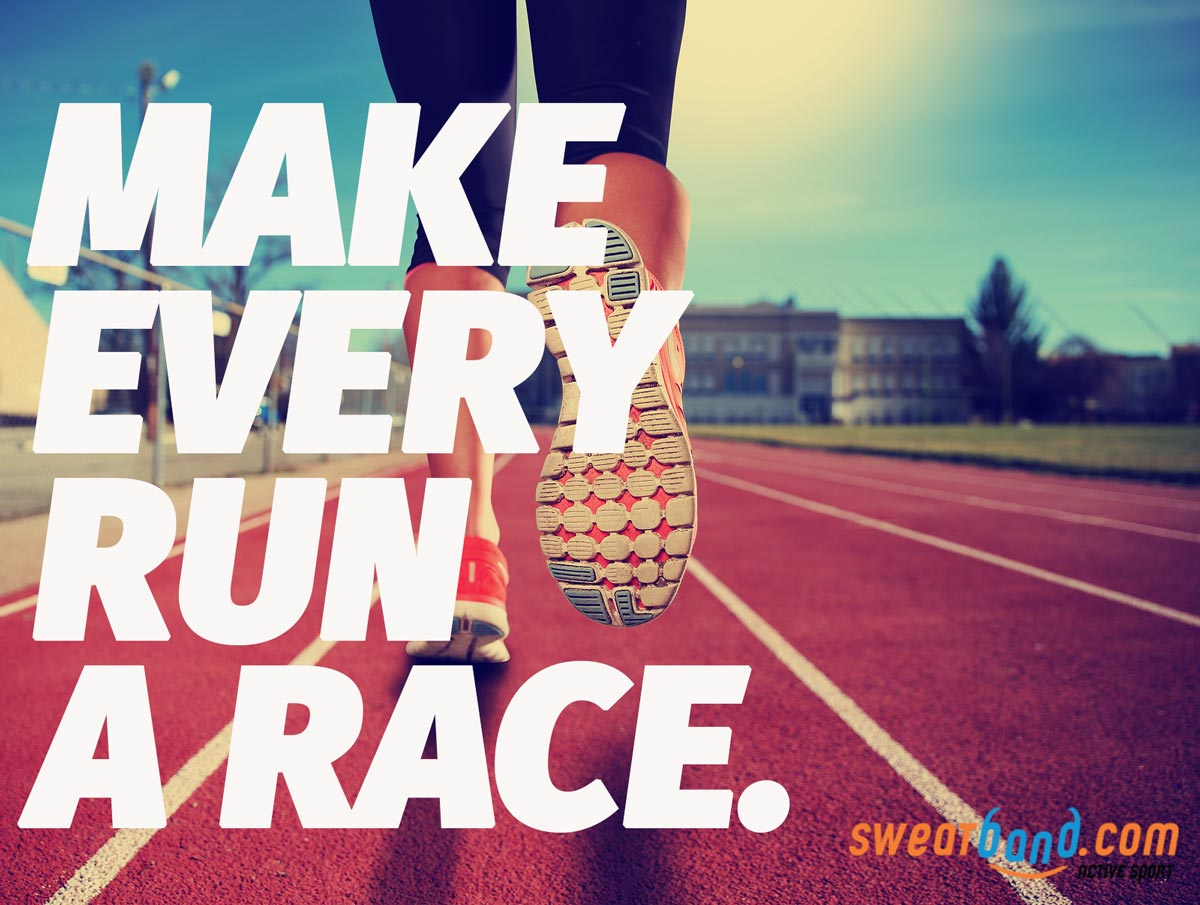 Make every run a race with Virtual Runner