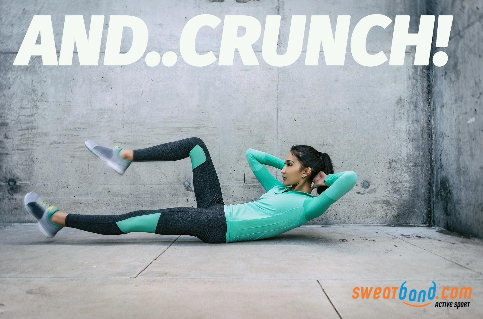 Get your crunch on in our 1 hour circuit training routine!