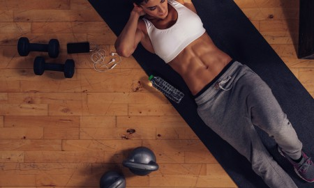 Forget Sit-Ups: 5 Different Ways To Get Ab Fab Abs