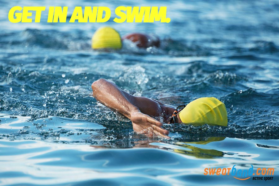 Broad shoulders? Swim's your thing