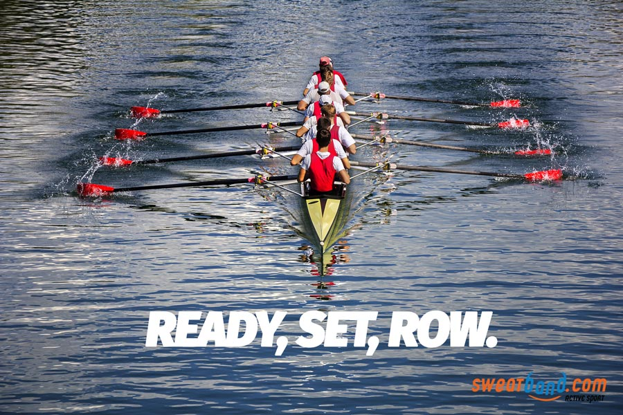 Tall and athletic? Try rowing!