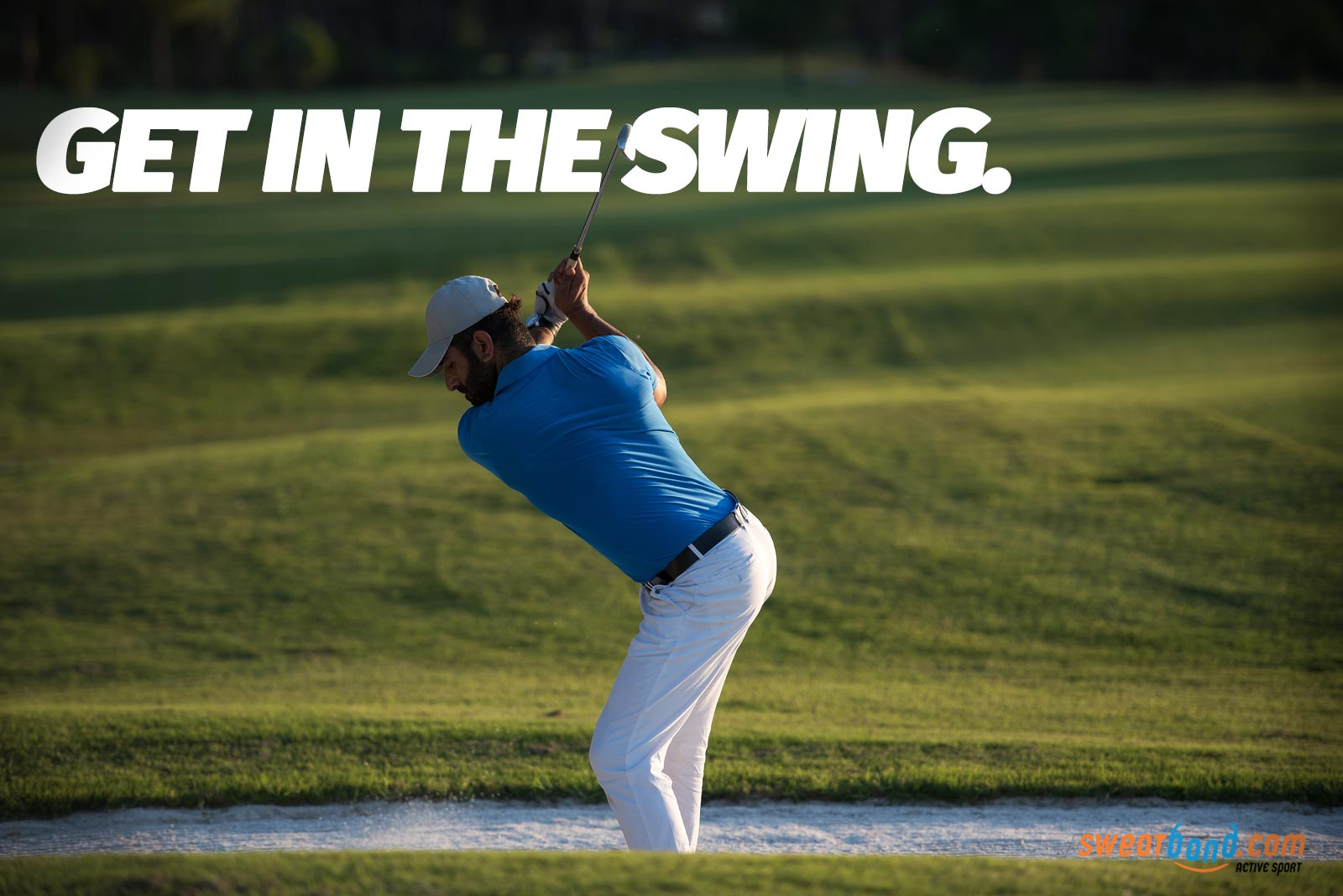 You might be surprise at how good exercise golf actually is - walking, swinging, carrying gear.