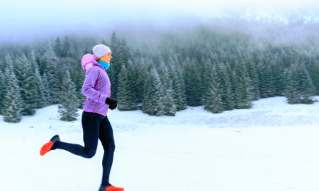 Five Winter warm-up exercises that will motivate you every morning