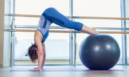 Why A Gym Ball Could Be The Best Fitness Investment This Year