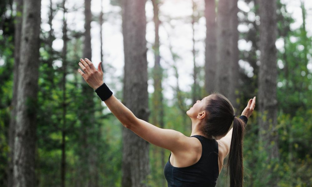 Why Exercising In Nature Is Good For You