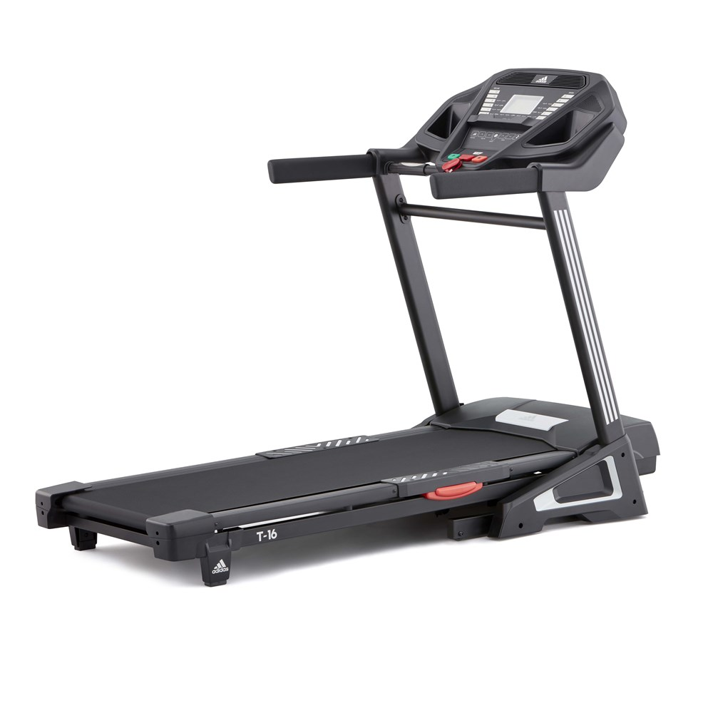 adidas T-16 treadmill for home fitness workouts