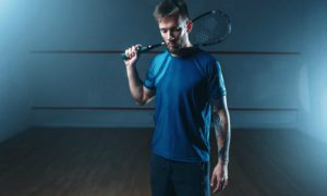 Squash Your Stress - Why Squash Is Good For Reducing Stress Levels