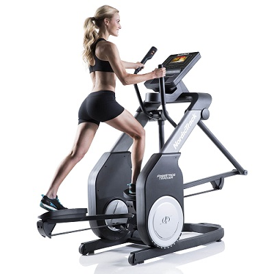NordicTrack FS7i Freestride Trainer - Treadmill, Elliptical & Stepper 3-in-1