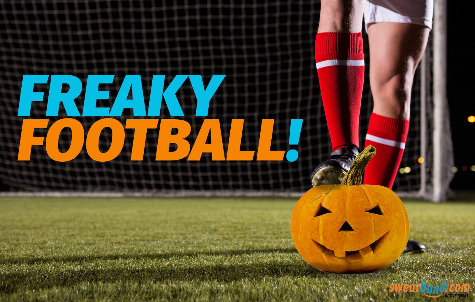 Why not give freaky football a try this Halloween?