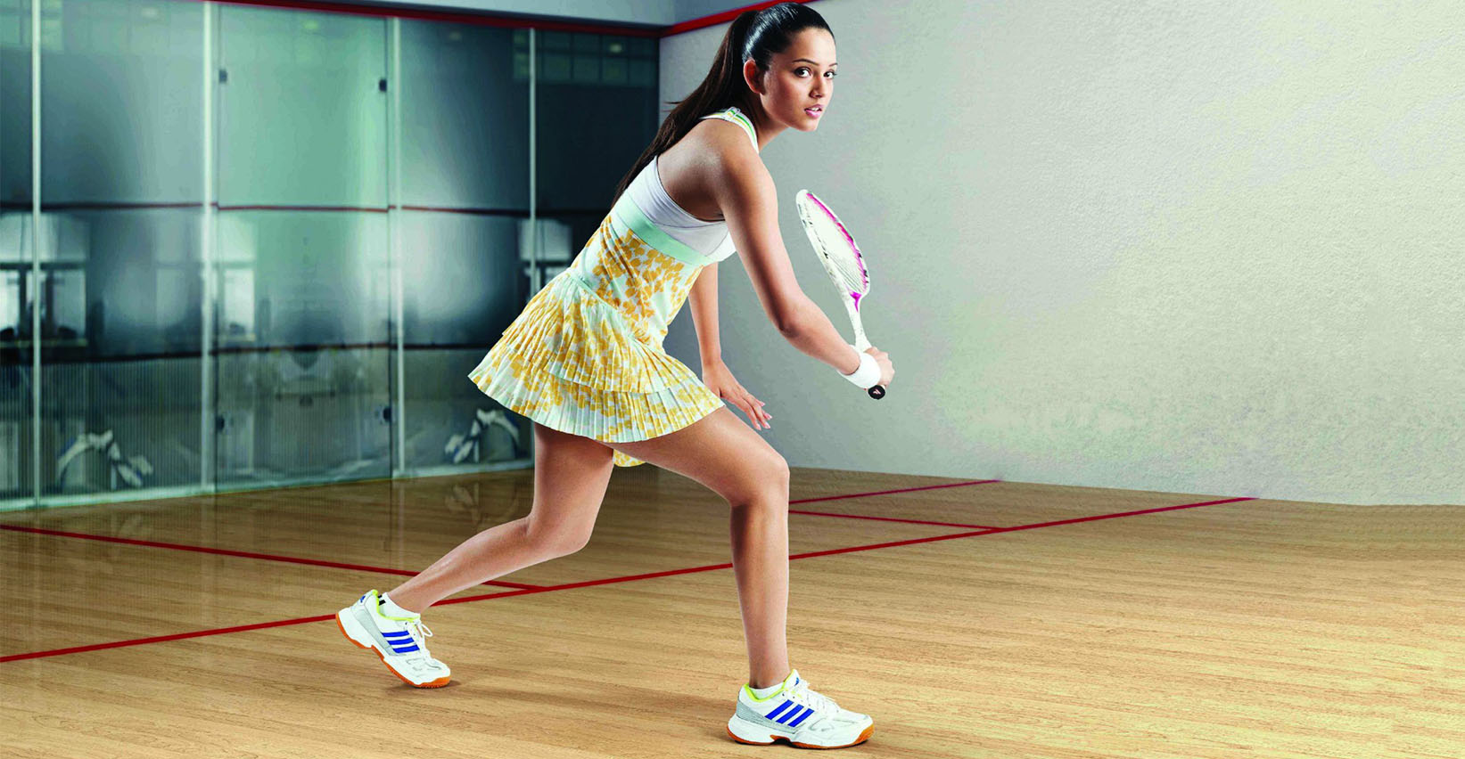 Indian Squash Poster Girl Fighting For Equality-1268