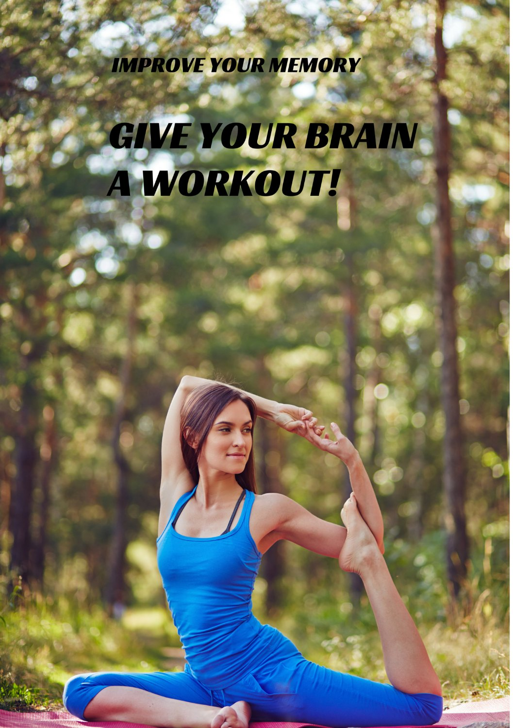 Improve your memory - give your brain a workout!