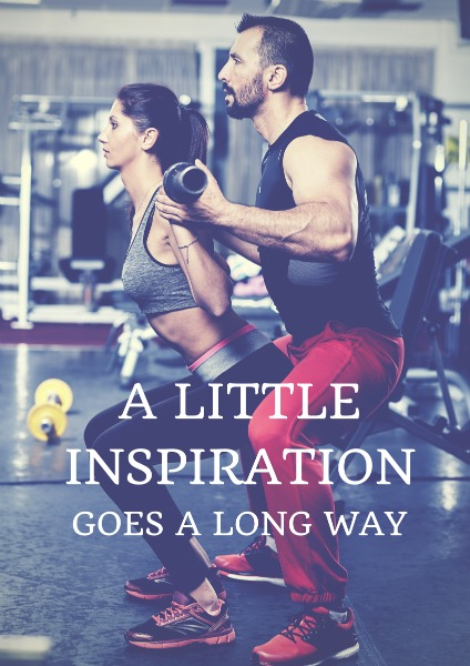 A little inspiration goes a long way