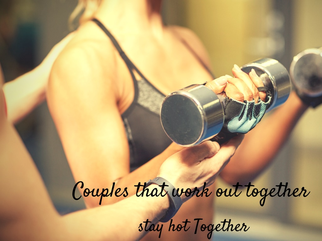 Couples that workout together stay hot together