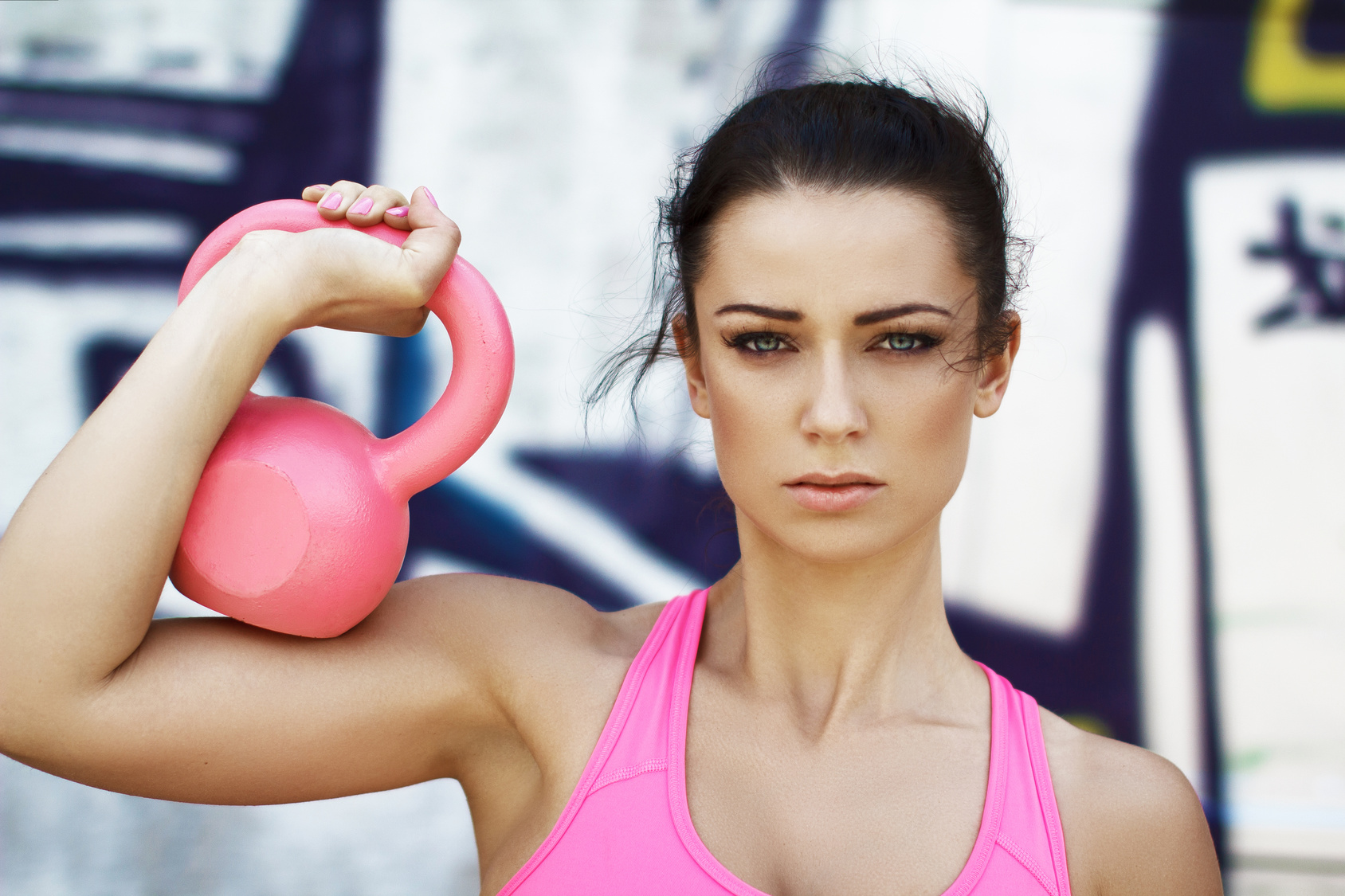 How To Get A Full Body Kettlebell Workout | KettleLand.com |Kettlebell Waist