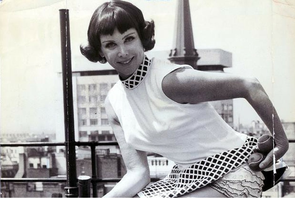 1950s / 1960s ladies tennis fashion