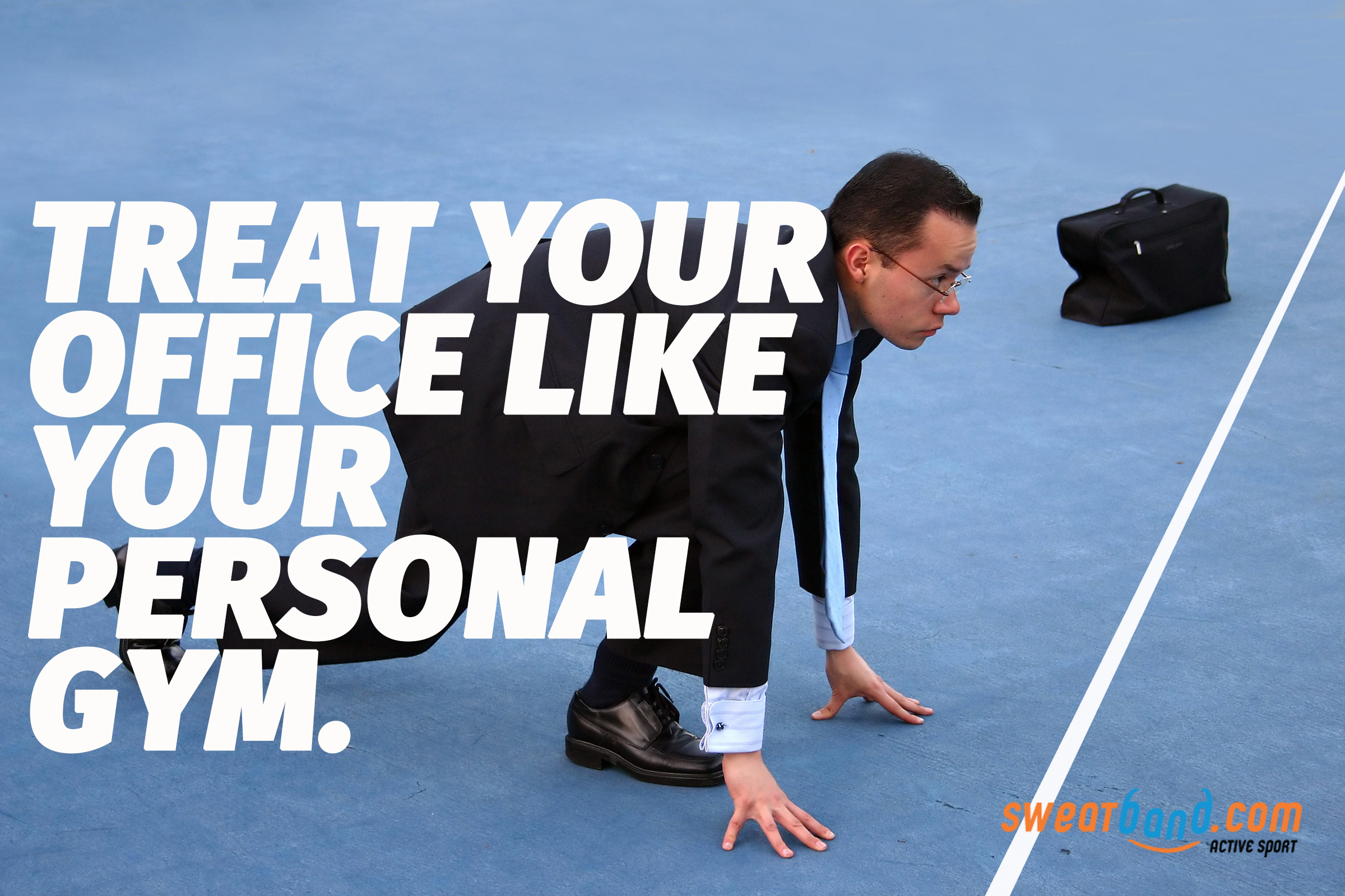 The Office Workout: Treat Your Office Like Your Personal Gym