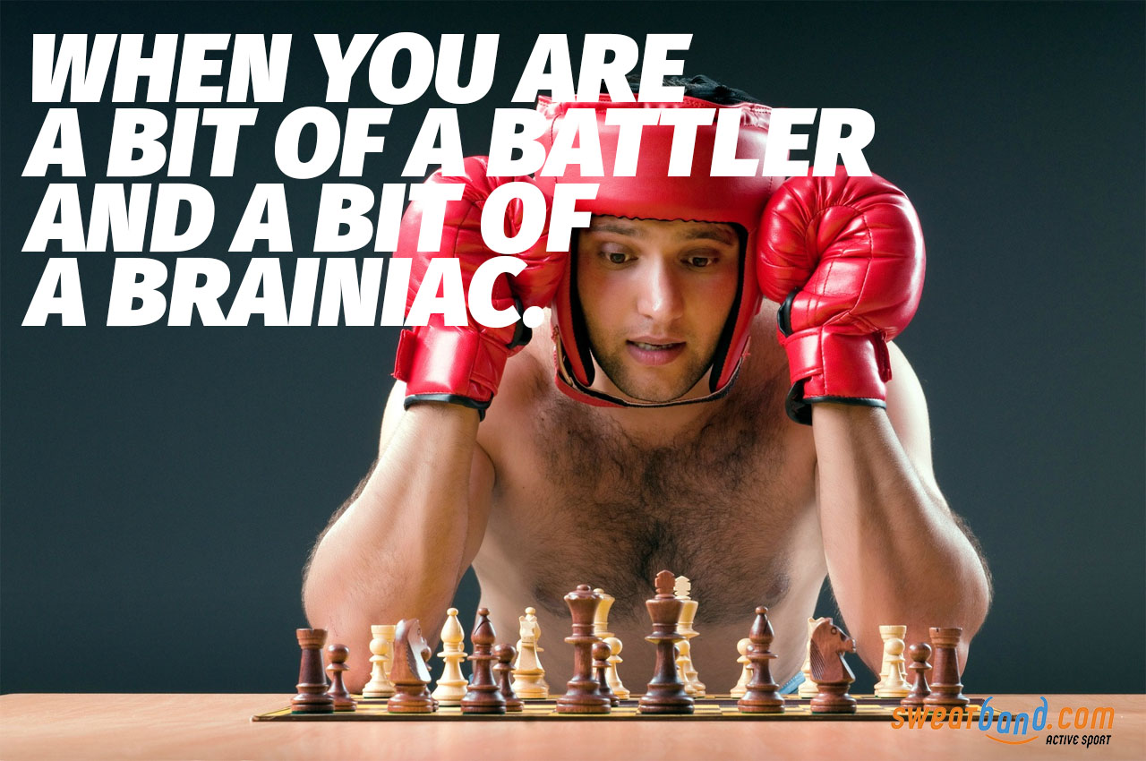 The 8 Weirdest Sports You've Never Heard Of - Chess Boxing