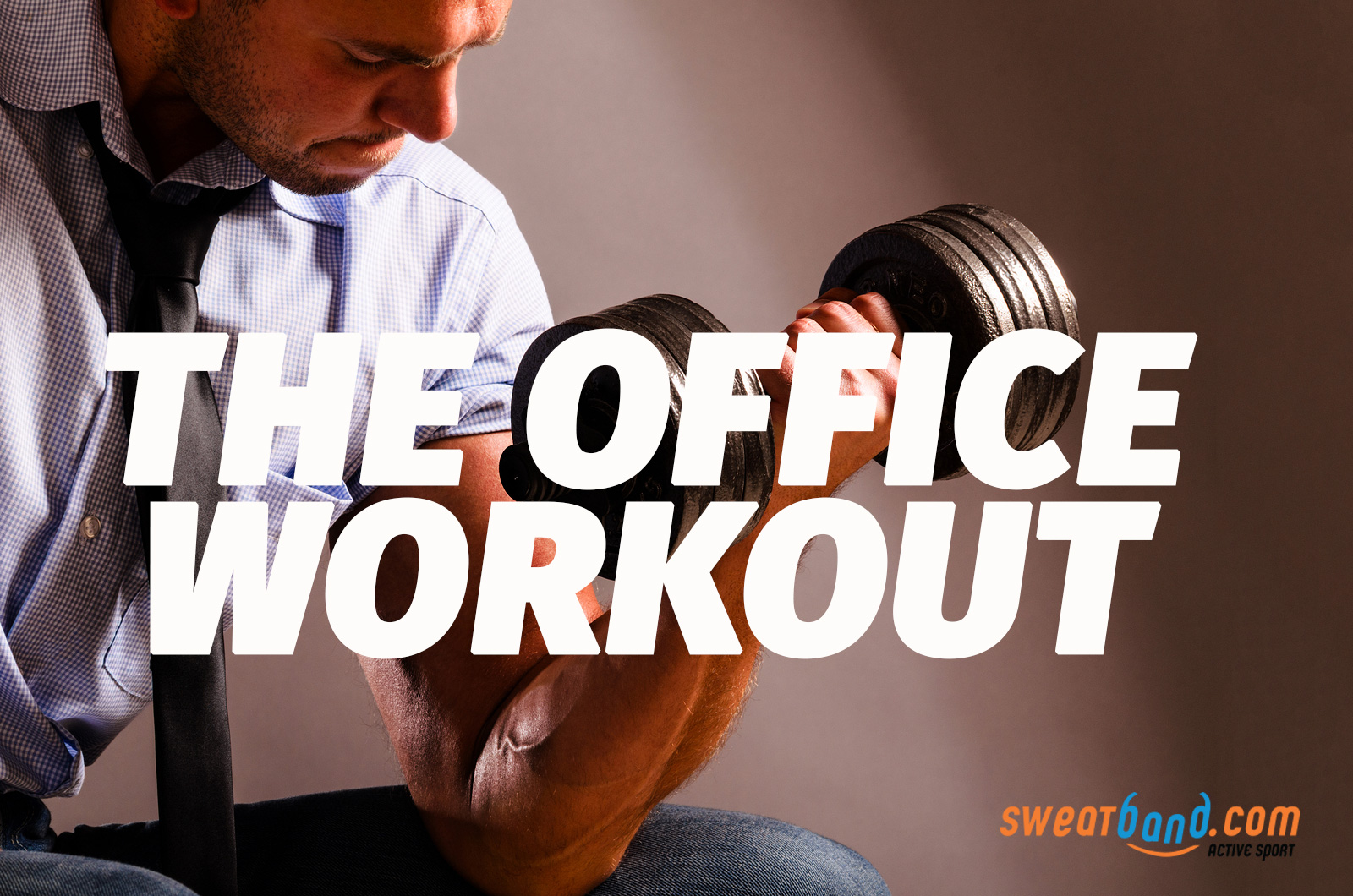 The Office Workout: How to Get Fit at Work