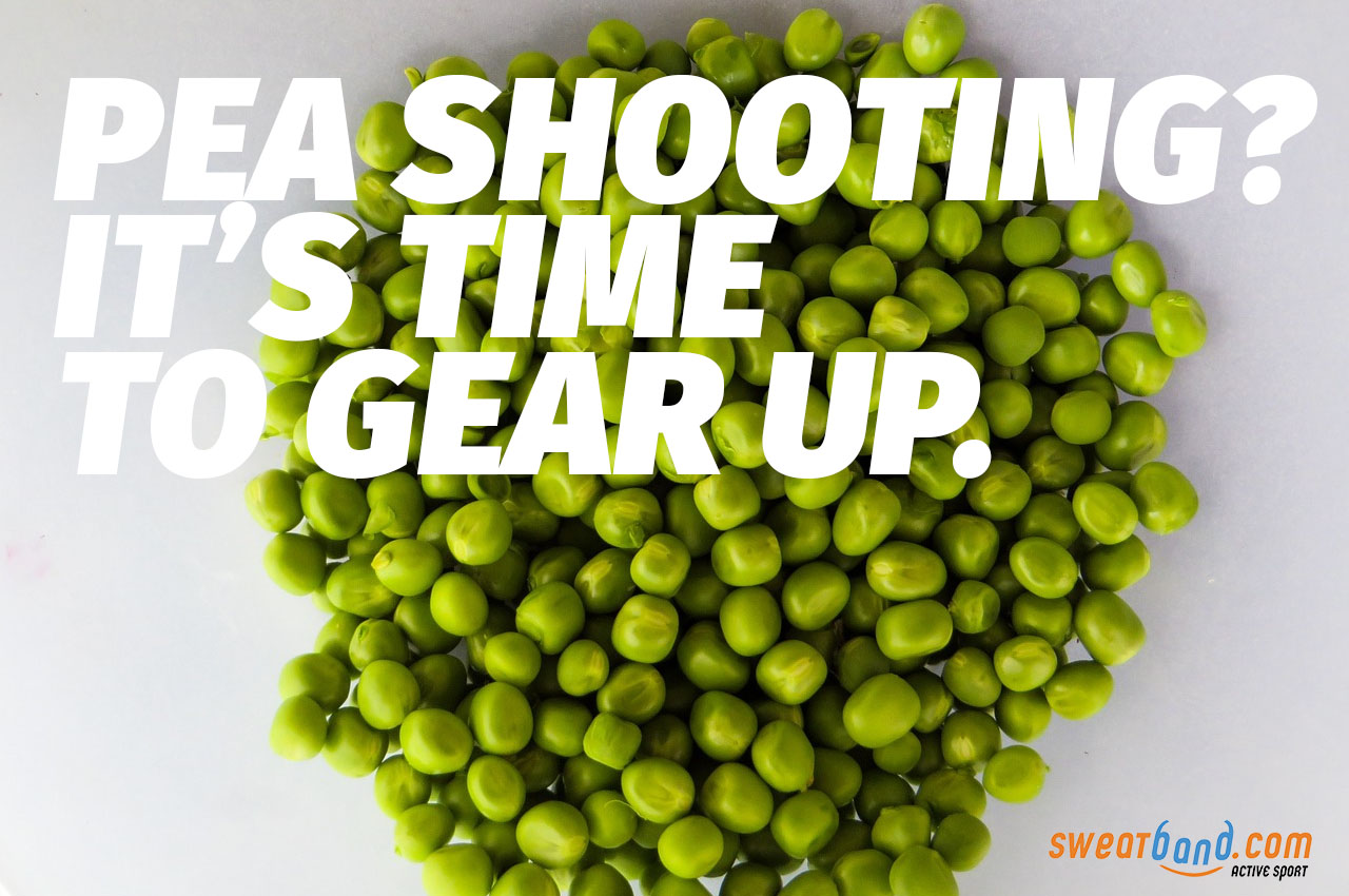 The 8 Weirdest Sports You've Never Heard Of - Pea Shooting