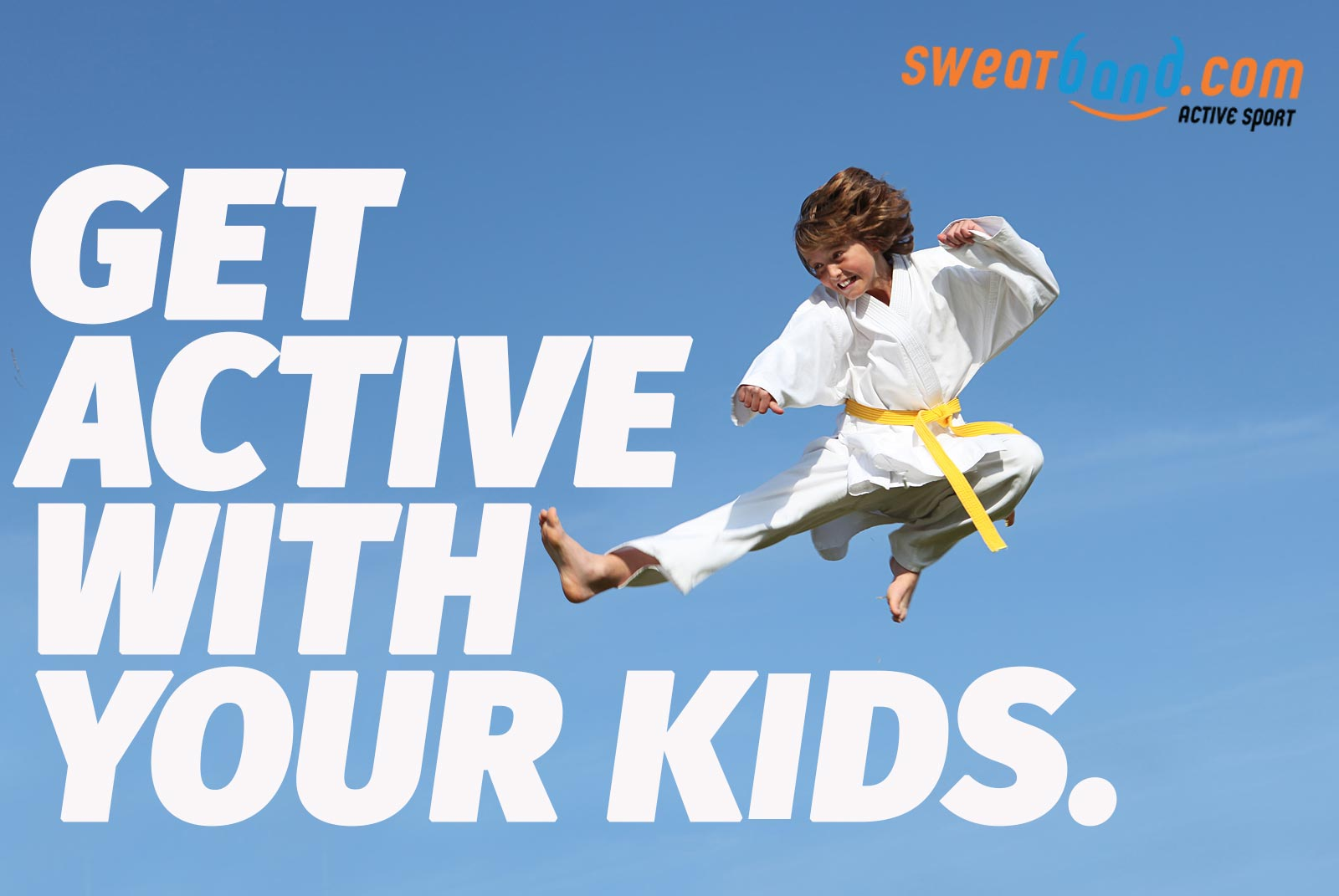 Get active with your kids