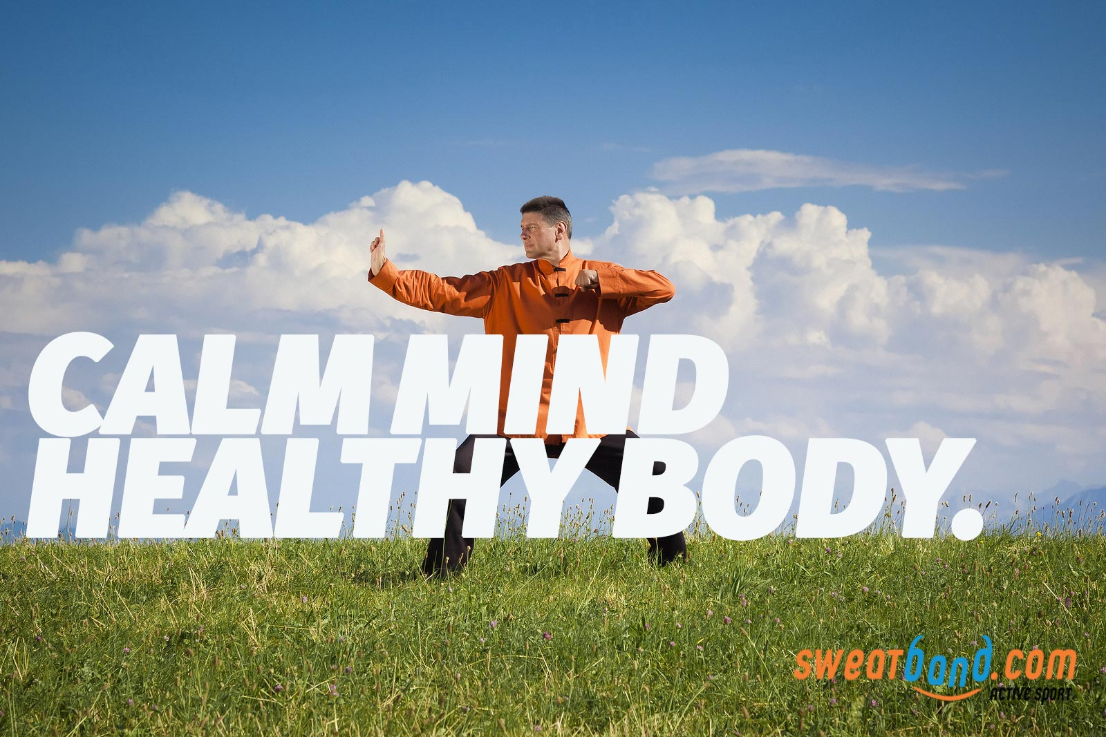 Health and Fitness Lessons From China: Chi Gung - Calm Mind, Healthy Body.