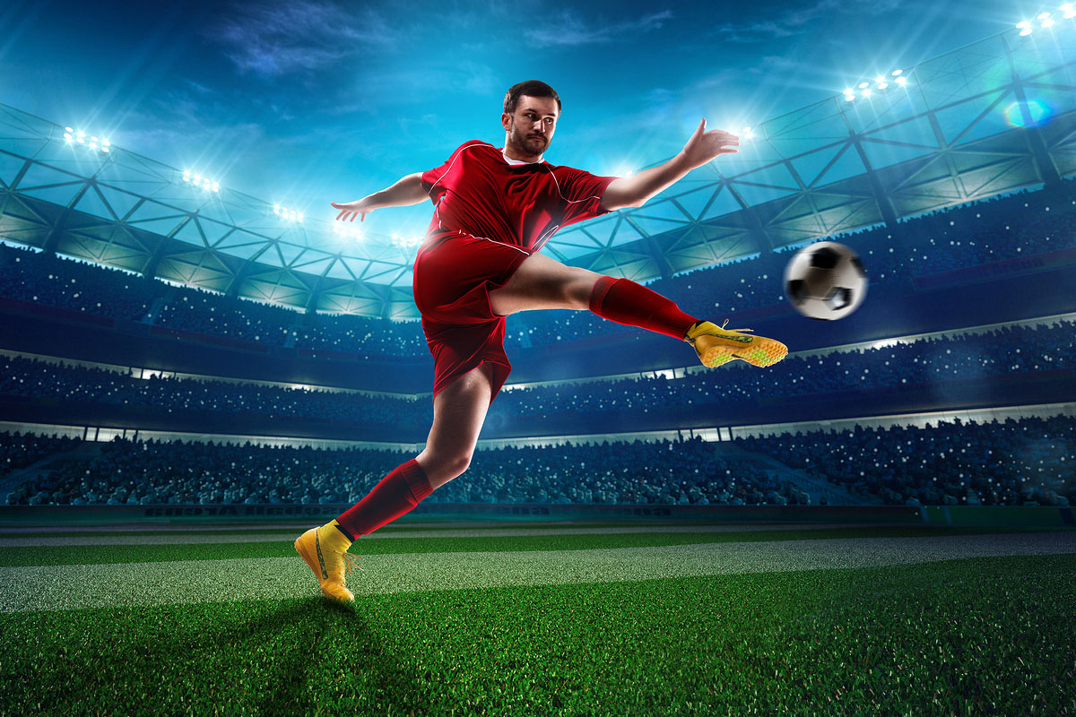 How to Get Fit Like a Footballer