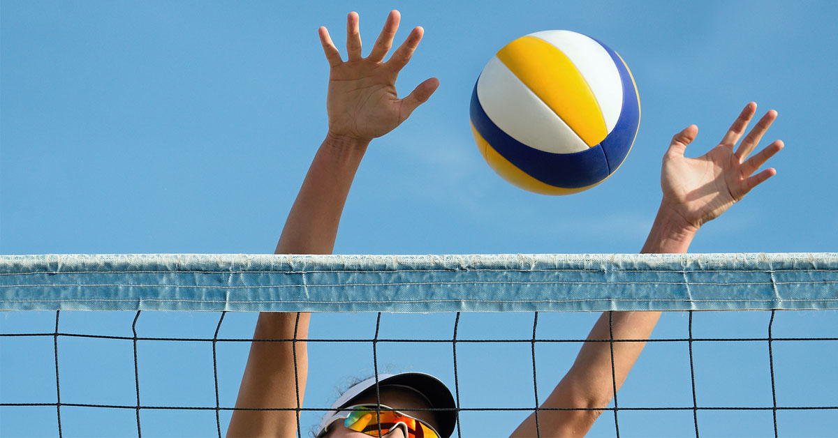 Volleyball Abstract Stock Photos Volleyball Abstract: Get The Volleyball Body Not Just A Beach Body