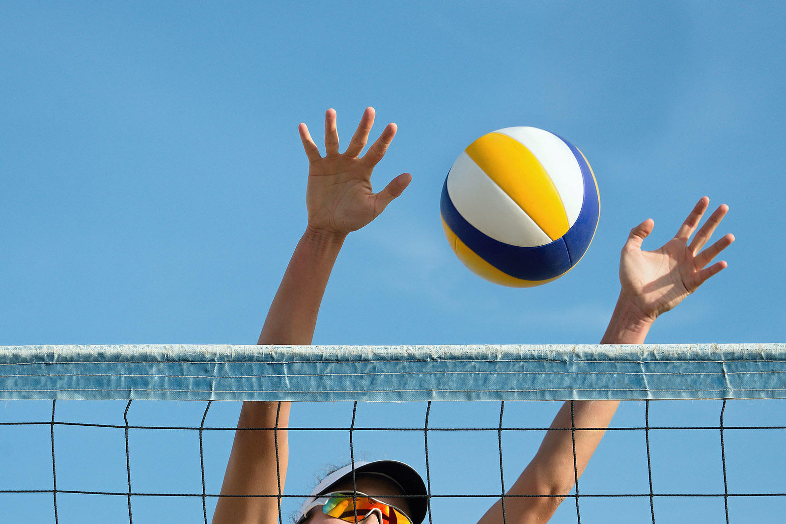 How to get the Beach Volleyball Body