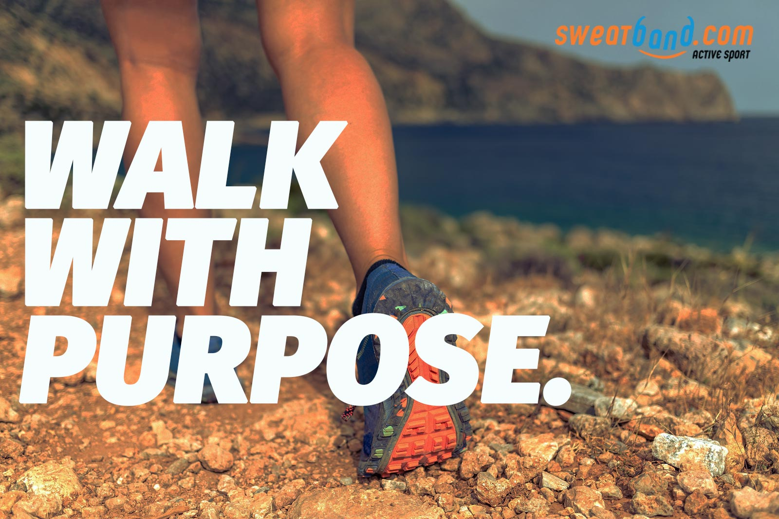 Ten-Year study finds stronger legs means better brains - walk with purpose.