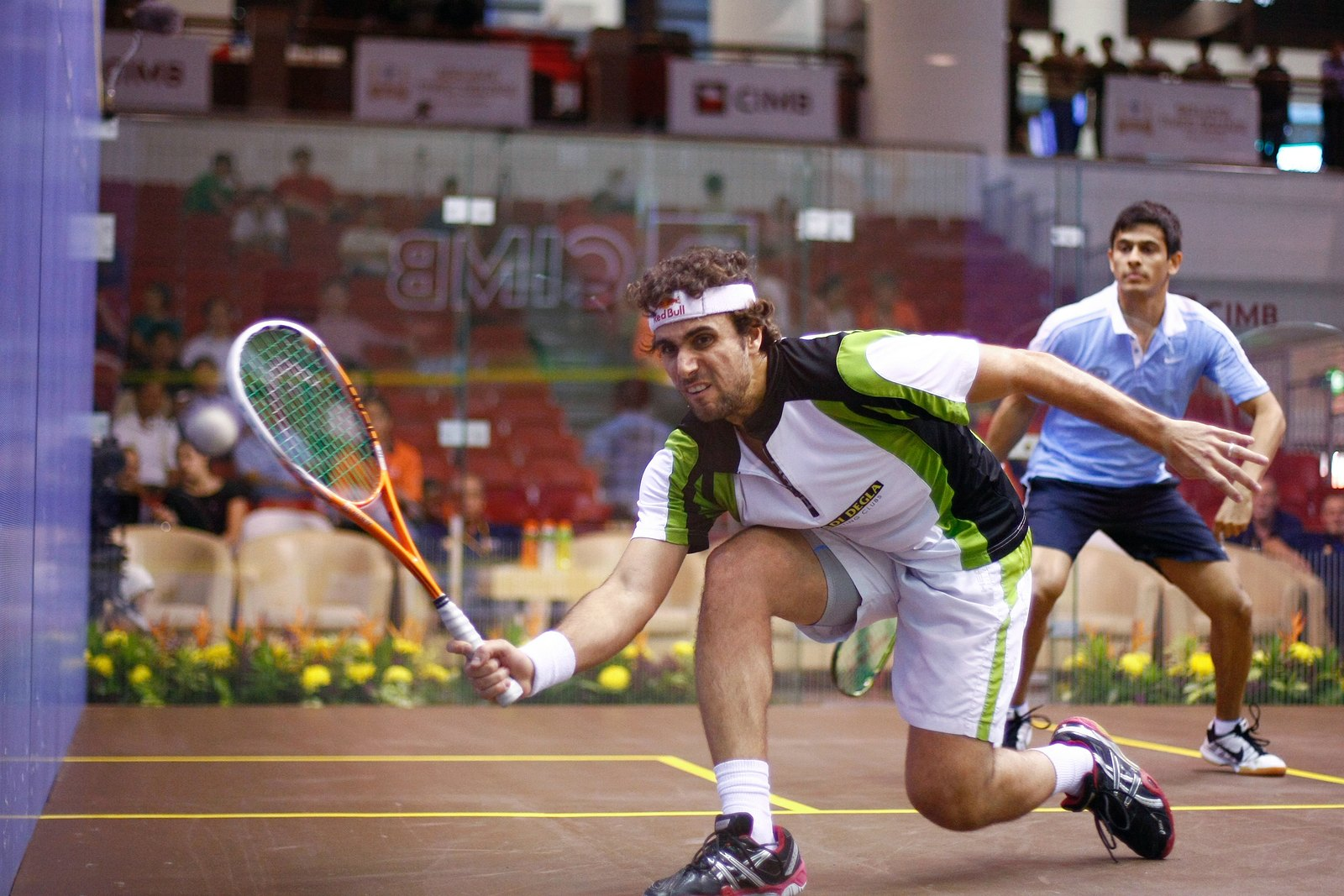 5 essential squash drills to improve your squash performance