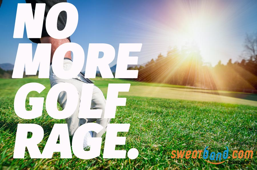 They'll be no more golf rage thanks to our new Hole In One golf club.