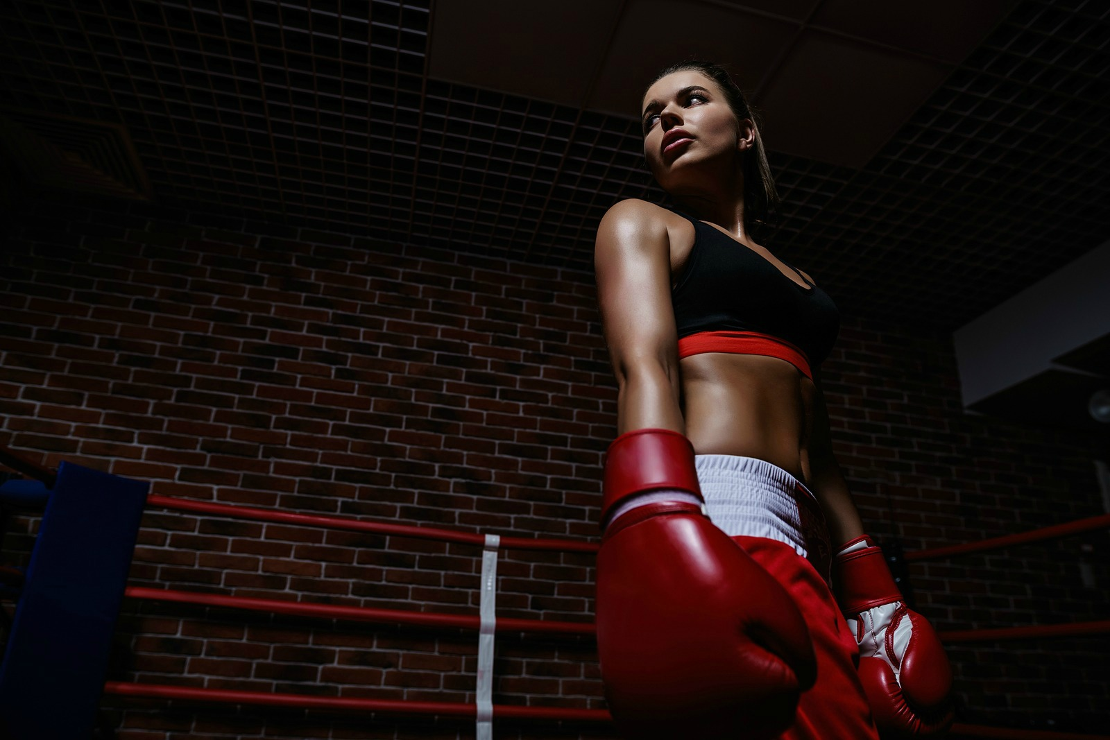 Step into the boxing ring and let our your aggression - with benefits for your body and mind