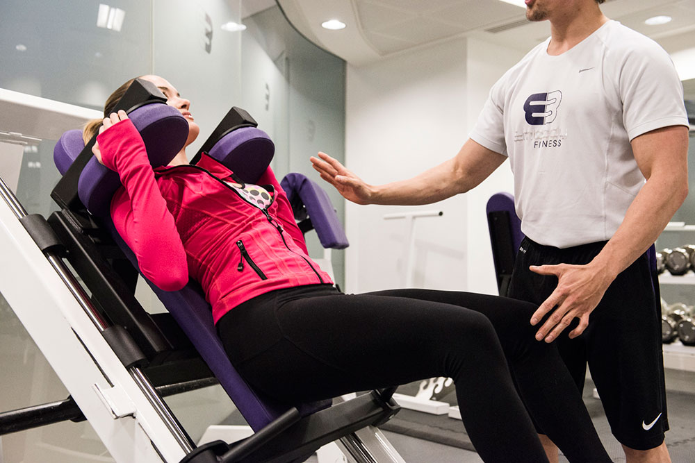 Personal training advice from Embody Fitness