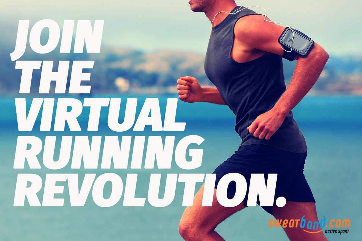 Join the virtual running revolution
