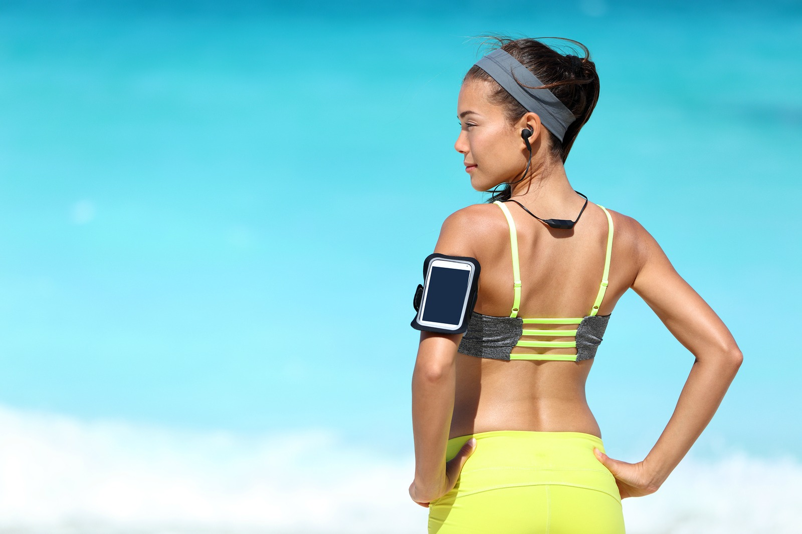 Make your workouts more fun and motivating by changing your music playlist more often and adding in some classic tunes!