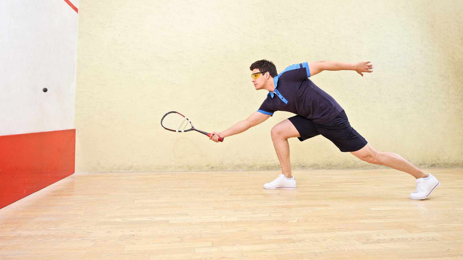 Solo Squash Drills – How to Play Squash Alone