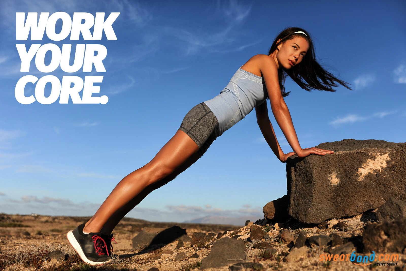 Having stronger core muscles is proven to help improve running performance