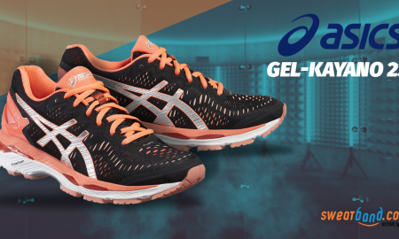 Asics Gel-Kayano 23 Orange Running Shoes