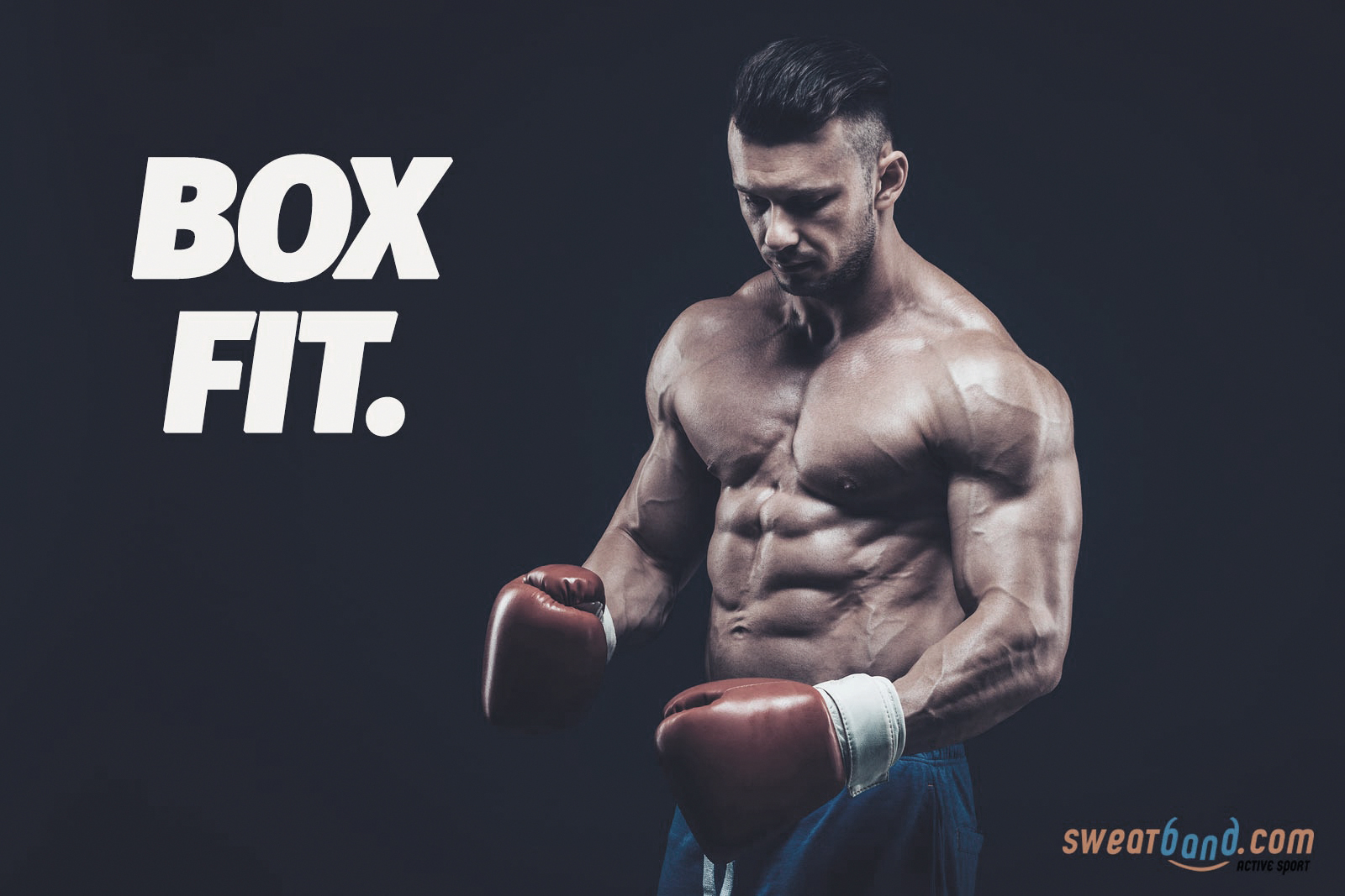 Boxing is an excellent body-building tool