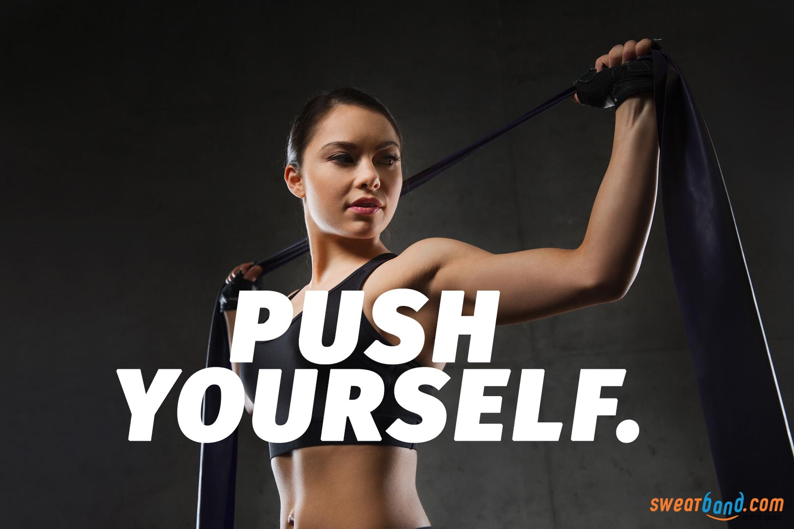 Want to push yourself further during workouts? Add resistance bands to your training routine.
