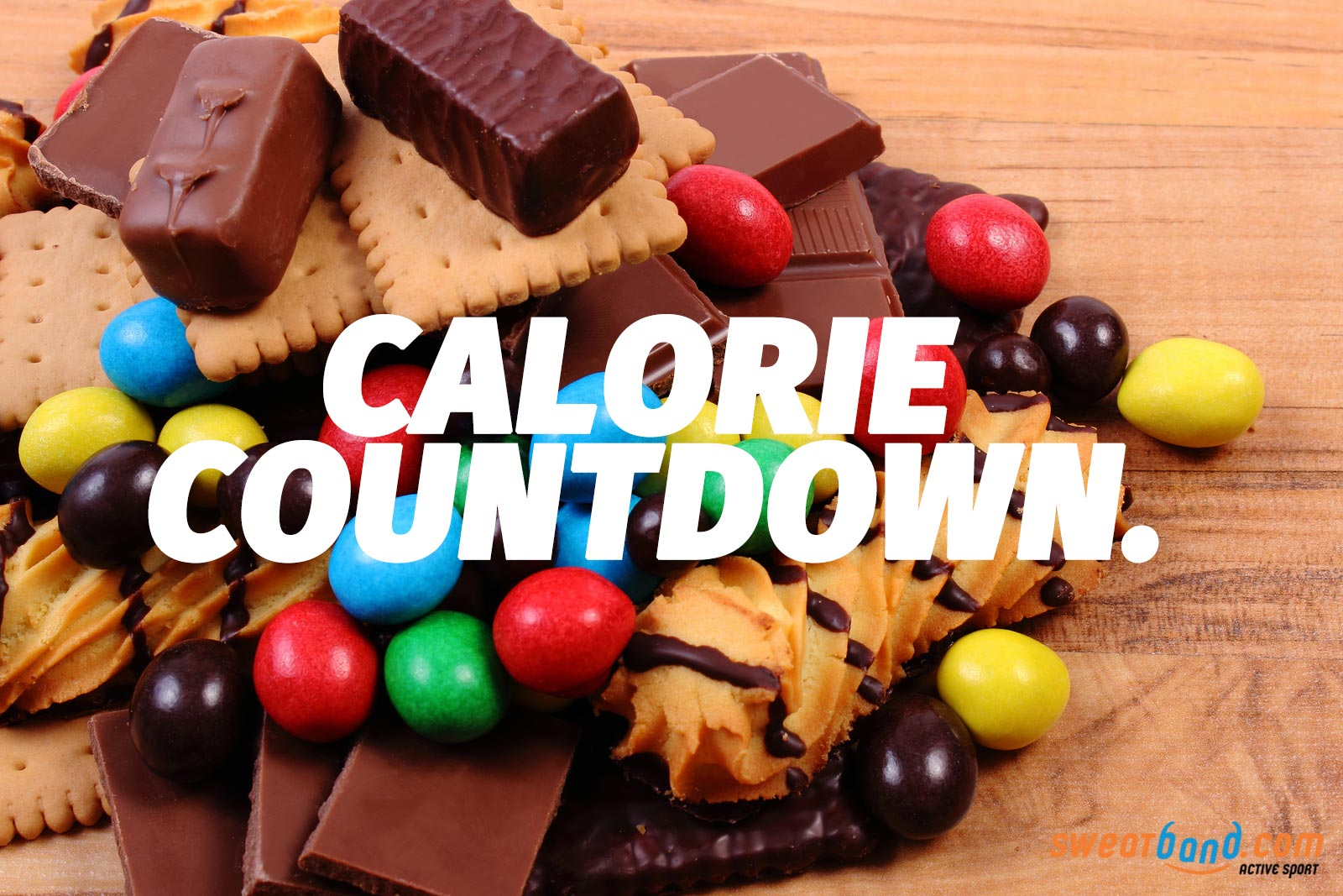 Calorie Countdown Christmas Sweets Chocolate