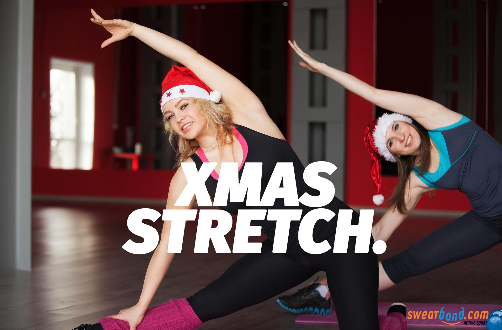 Stretching should not be avoided even during christmas