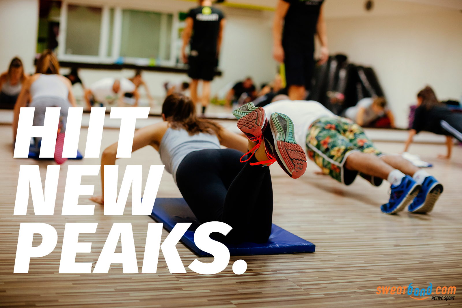 HIIT new peaks this year with our list of fitness trends!