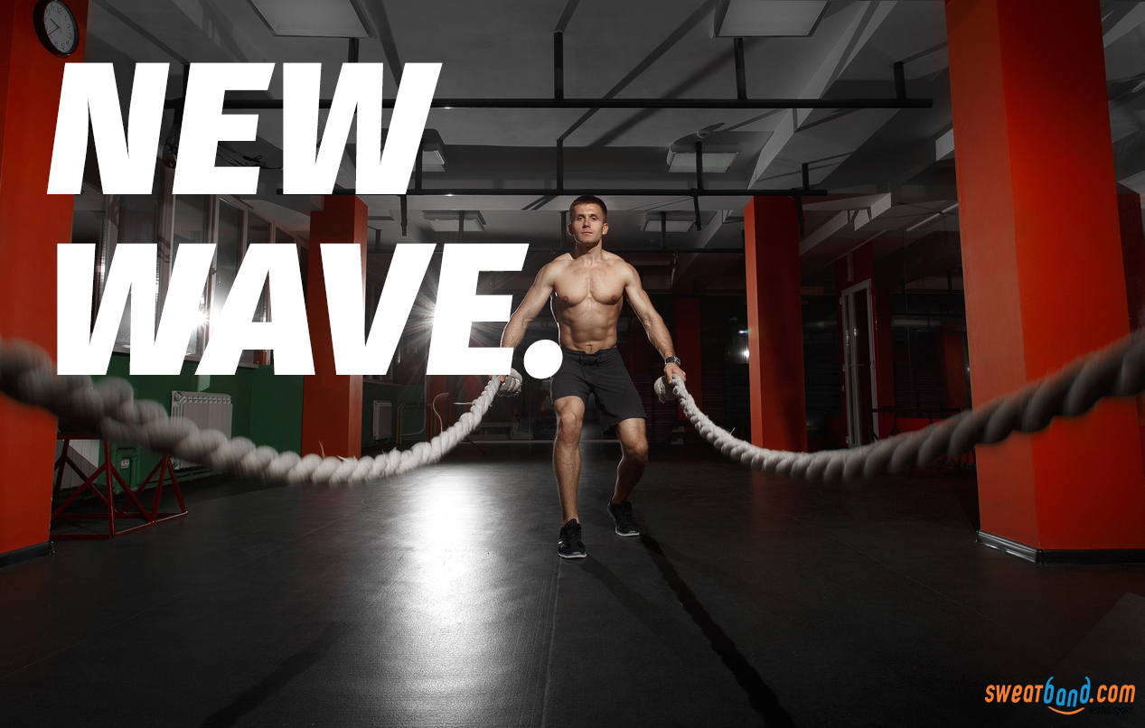 Make waves in your fitness journey this year with a ropes class.
