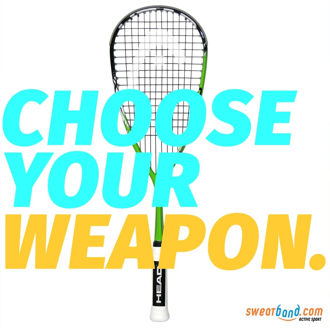 How to choose a new squash racquet